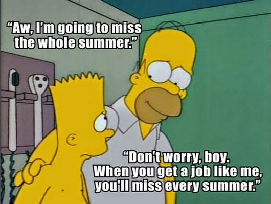 I M Going To Miss The Whole Summer Don T Worry Boy When