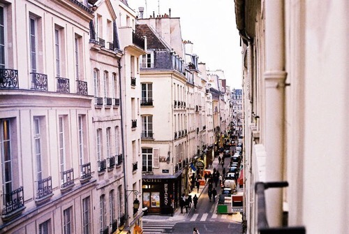 Paris, aesthetic city | Images of inspiration in Lavender, Lilac and Mauve