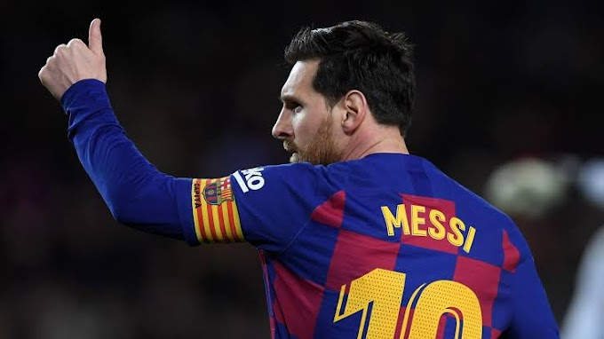 Messi could play in Xavi's role in few years to come