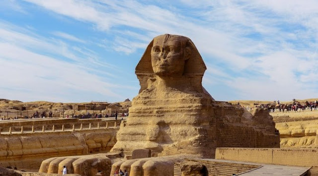 The Sphinx of Ancient Egyptian Relics That Are Famous Around the World