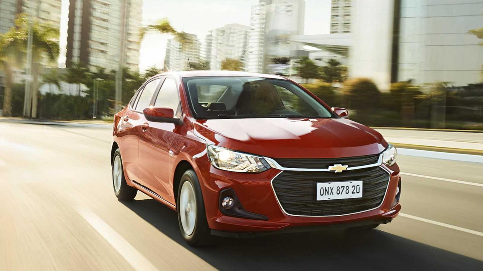 Asi Es El Nuevo Chevrolet Onix Plus 5 Estrellas Latin Ncap Y Pronto En Uruguay Motorblog Uruguay Www Motorblog Com Uy