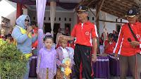 Desa Kretek Gelar Karnaval HUT RI