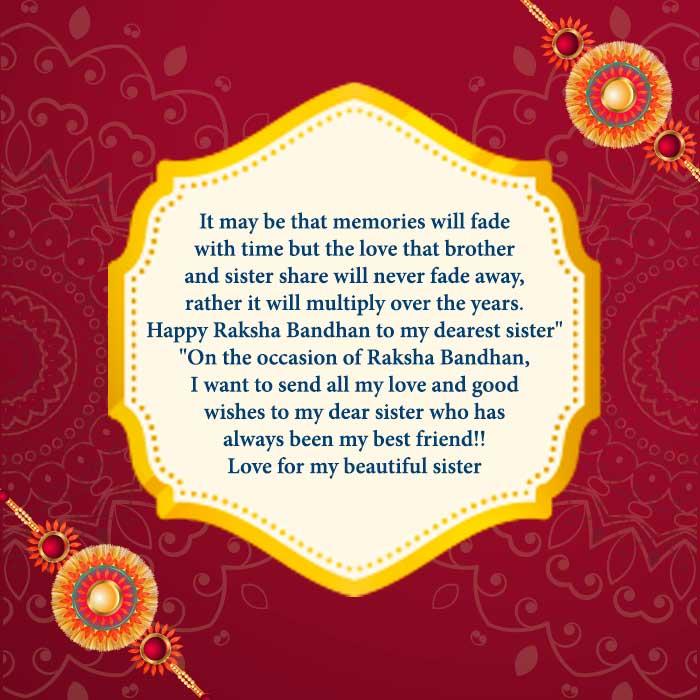 Best Happy Raksha Bandhan Quotes