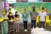 Safari Ramadhan JAK MEP Sambangi Tiga Mesjid Dikecamatan Tatapaan Dan Berbagi Kasih