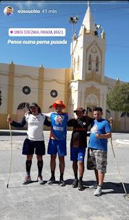 Deputado paraibano caminhará 500 km até a Terra de Padre Cícero