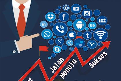 Internet, Jalan Baru Menuju Sebuah Kesuksesan