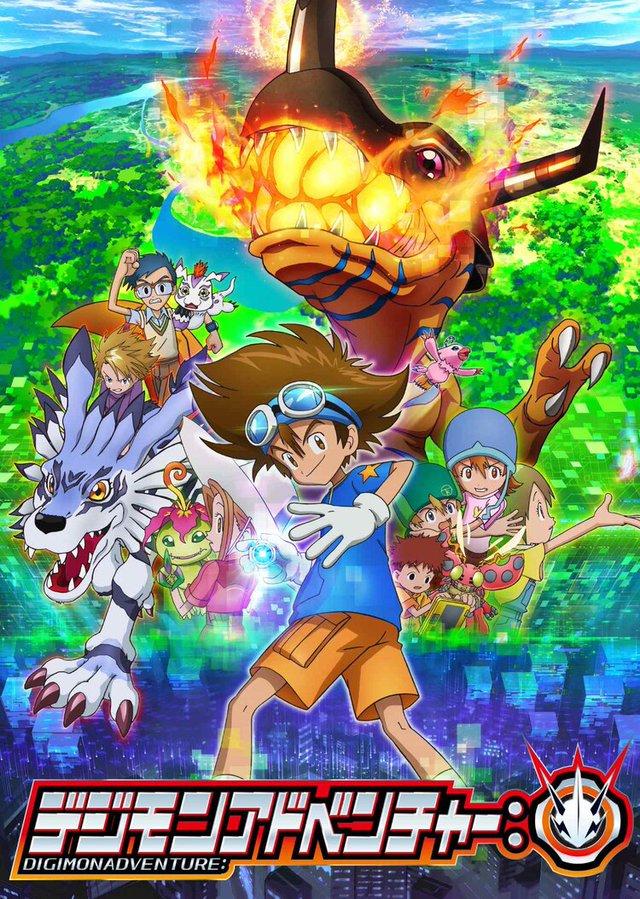 Reol Akan Mengisi Ending Baru Anime Digimon
