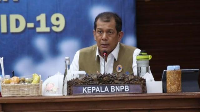 Doni Monardo Gandeng KPK Awasi Dana Corona: Kalau Menyimpang Langsung Disemprit