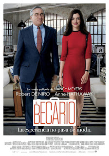 Cartel: El becario (2015)