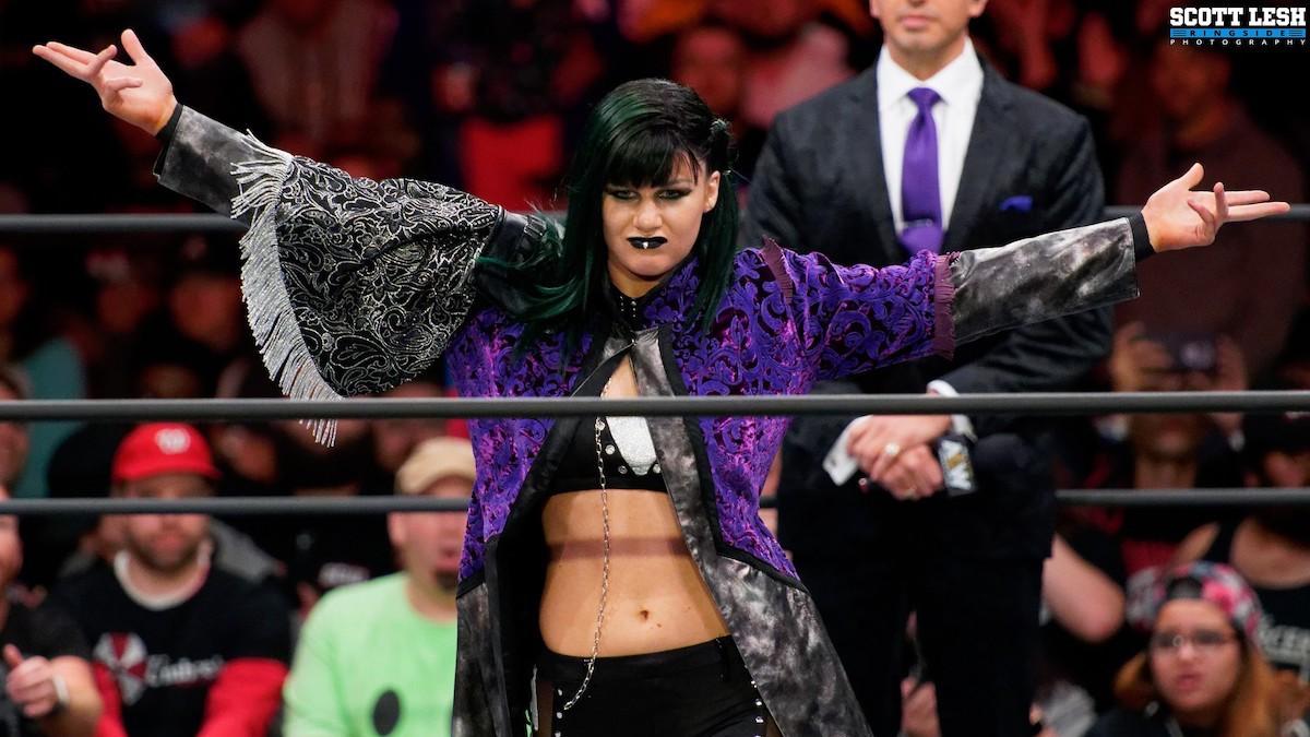 Bea Priestley pode estar indo para a WWE