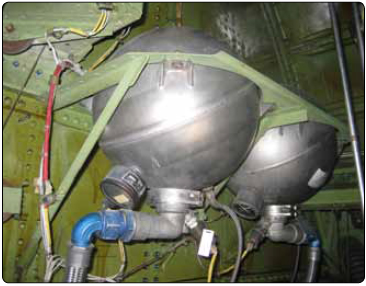 Aeronautical Guide Installed Fire Extinguishing Systems