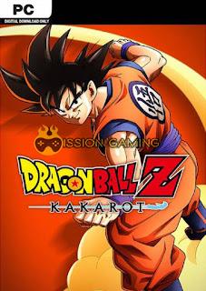 تحميل لعبة Dragon Ball Z Kakarot كاملة مجانا برابط تورنت