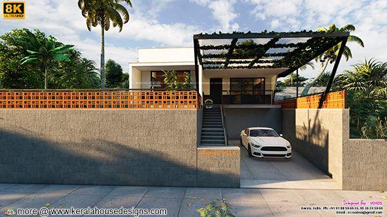 Residence at Kattilaoovam, Thrissur by Voids