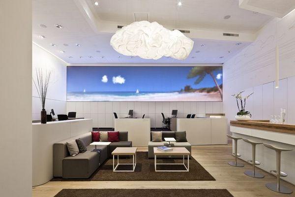 travel agency design ideas