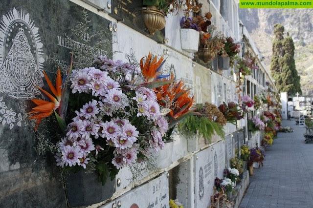"""CC-PNC considera """"lamentable"""" que en Canarias se prohíba llevar flores a los cementerios"""