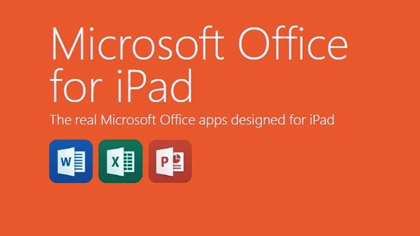 Microsoft's Office For iPad Reaches 12M Downloads