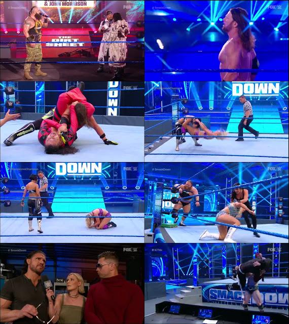 WWE Friday Night Smackdown 22 May 2020 720p WEBRip