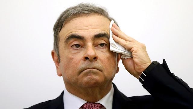 EE.UU. acusa a Carlos Ghosn de transferir más de 850.000 dólares a los organizadores de su fuga al Líbano