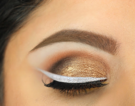 GOLD & WHITE WING