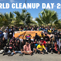 Dosen dan Mahasiswa UM-Kendari Gelar World Cleanup Day 2020