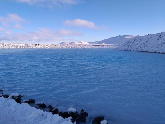 Blaa Lonid Blue Lagoon