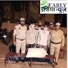 पुलिस स्टेशन दोमाना  द्वारा नशीले कैप्सूल, टेबलेट और नकदी समेत दो गिरफ्तार
