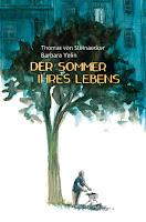Lebensende Alter verpasste Chancen Graphic Novel Liebe Job Träume