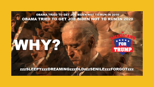 Memes: OBAMA TRIED TO GET JOE BIDEN NOT TO RUN