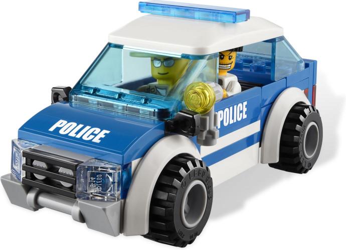 Jual Lego Murah Indonesia Lego City Patrol Car 4436
