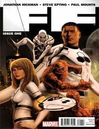 FF (2011) Comic