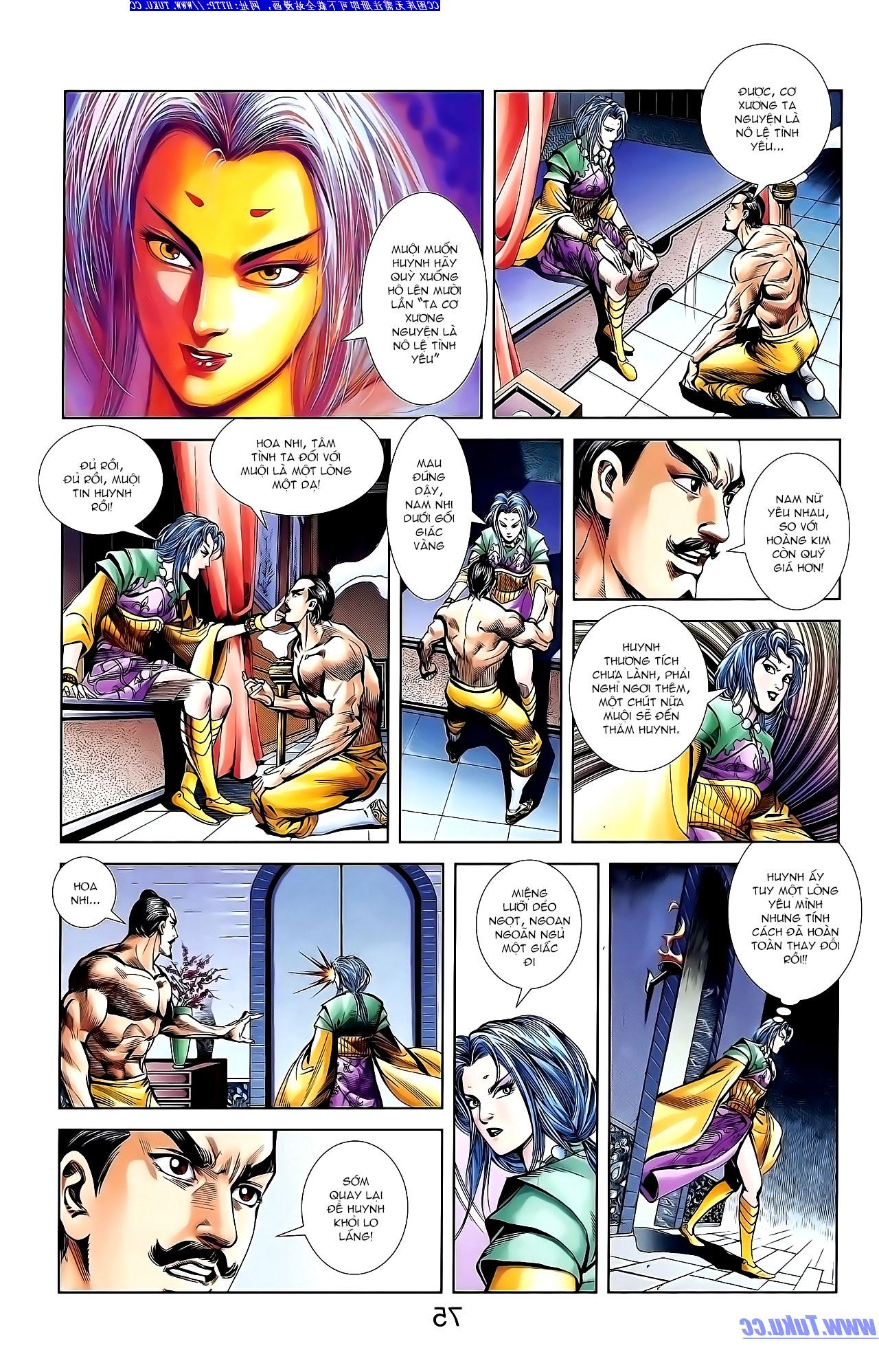 Cơ Phát Khai Chu Bản chapter 141 trang 19