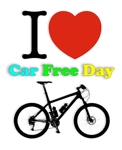worlds car free day pics images stock  photo download