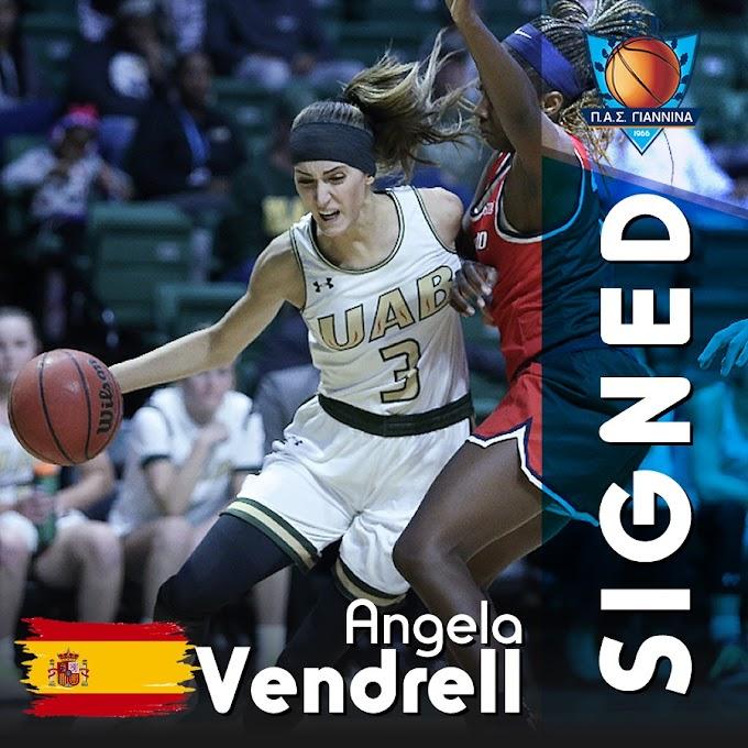 Η Ισπανίδα Angela Vendrell στον ΠΑΣ Γιάννινα-Οι πρώτες της δηλώσεις