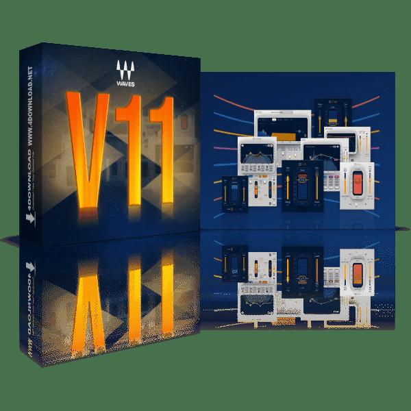 Waves 11 All Plugins Bundles v11.0.50 Full version