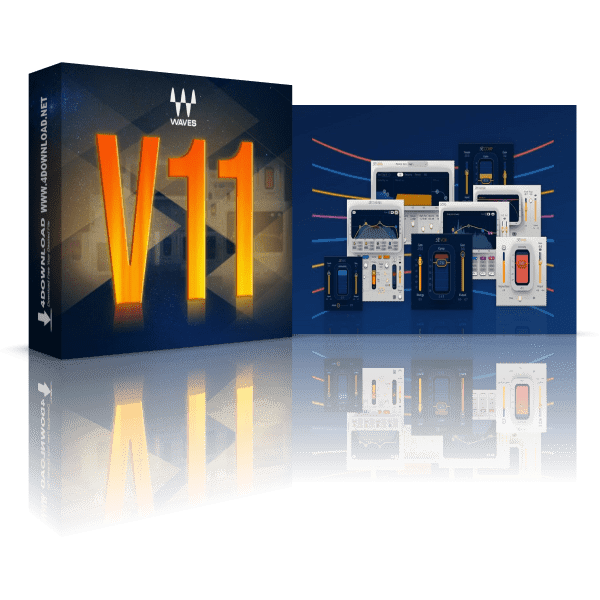 Waves 11 All Plugins Bundles 2020.6 Full version