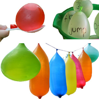 30+ fun and creative ways for kids to use water balloons! #waterballoons #waterballongames #wateractivitiesfortoddlers #growingajeweledrose #activitiesforkids