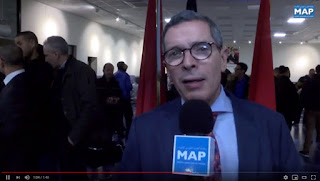 تارودانت24 بروكسيل: السيد عامر يدعو أفراد الجالية المغربية ببلجيكا إلى الدفاع عن مكتسبات وقيم بلدهم