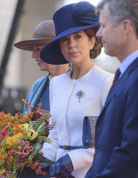 Queen Margrethe, Crown Prince Frederik, Crown Princess Mary, Prince Joachim, Princess Marie, Princess Benedikte, style dress wore dress, new myroyals, newmyroyals