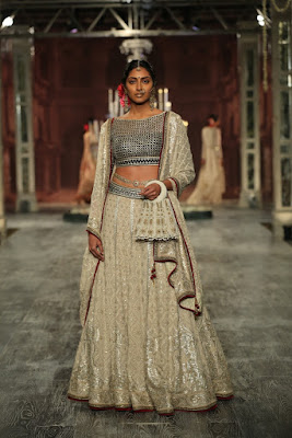 Tarun Tahiliani's latest couture collection