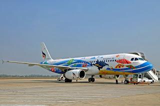 Τα πιο πολύχρωμα αεροπλάνα