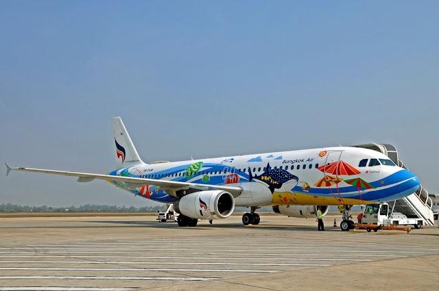 Τα πιο πολύχρωμα αεροπλάνα στον ουρανό