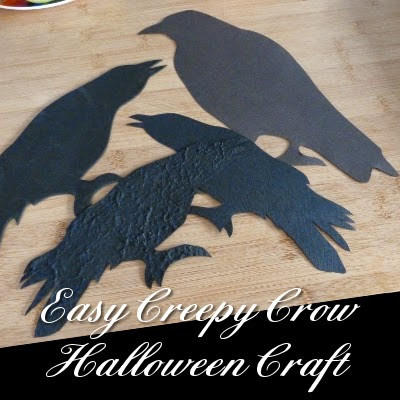 Black bird crow raven paper cutout designs