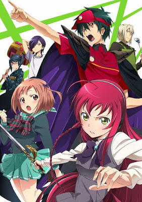 The Devil is a Part Timer Season 2