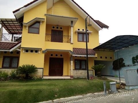 Villa Diva Batu Malang - Fasilitas Kolam Renang