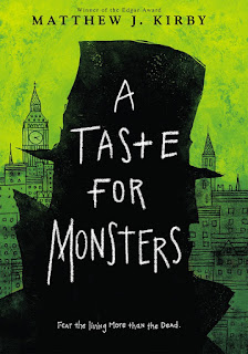 A Taste for Monsters - Matthew J. Kirby [kindle] [mobi]