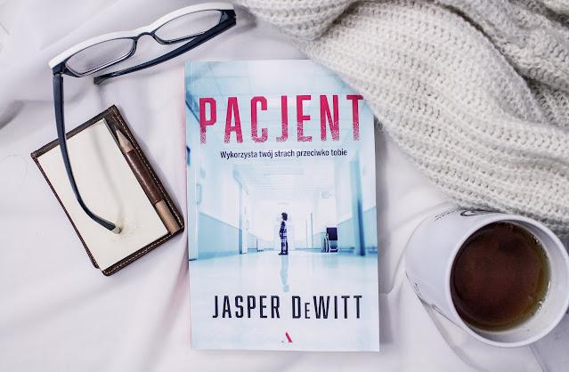 """""""Pacjent"""" Jasper DeWitt - recenzja przedpremierowa"""