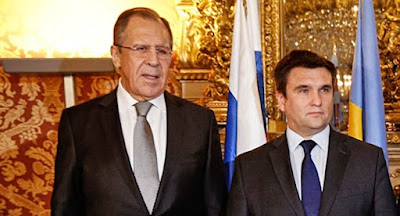 Переговоры Климкина и Лаврова закончились безрезультатно