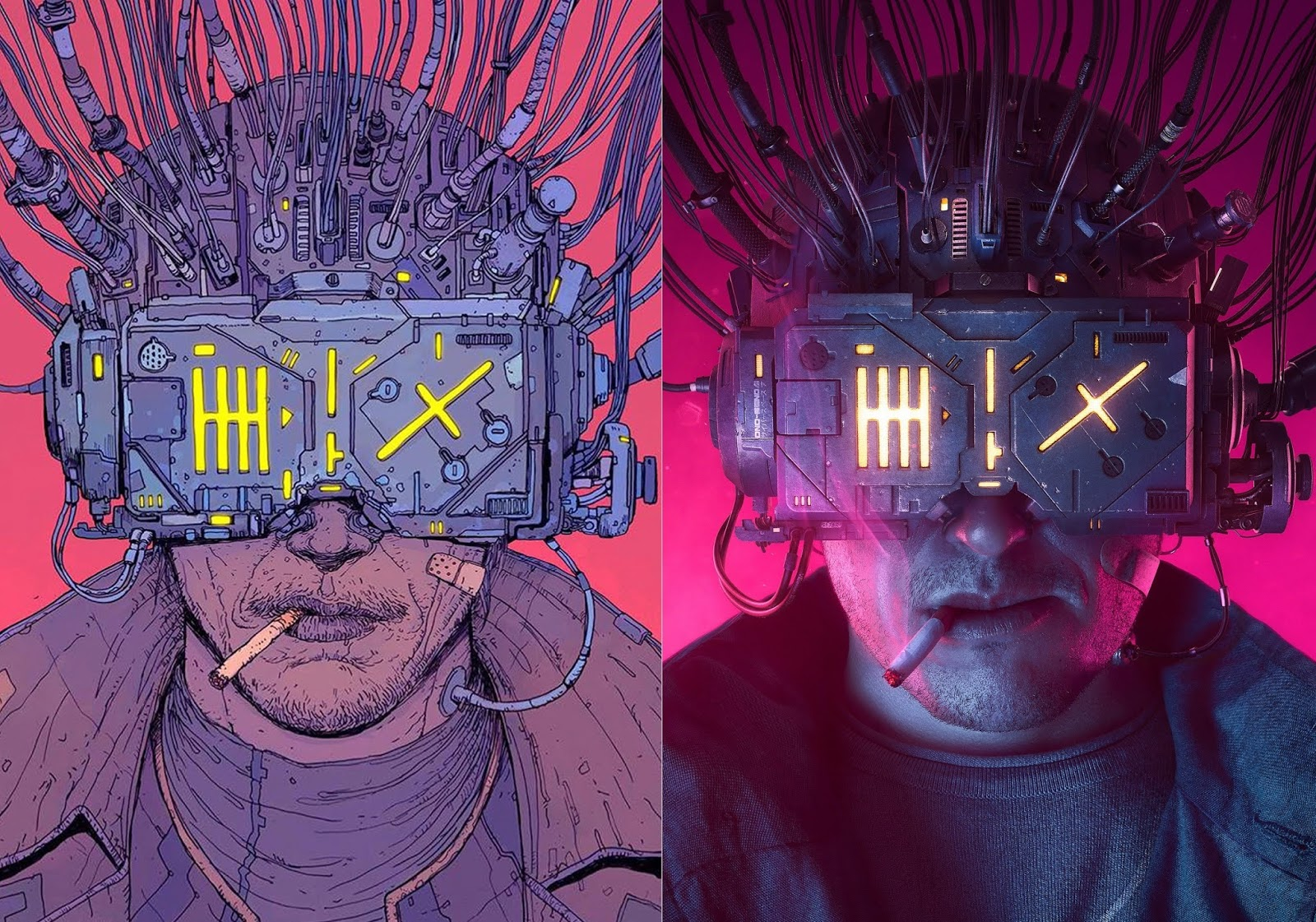 Neuromancer, William Gibson, Books, Science Fiction