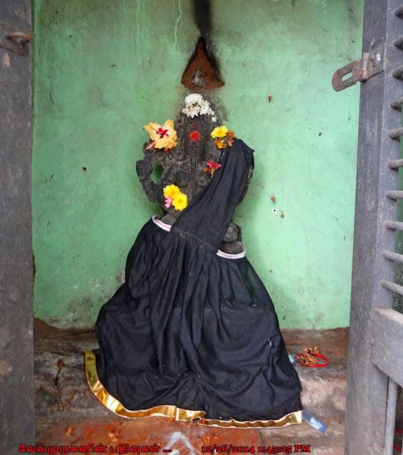 Veiyalore Village God Temple