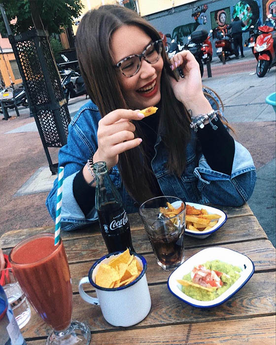 Fotos tumblr comiendo que no conoces